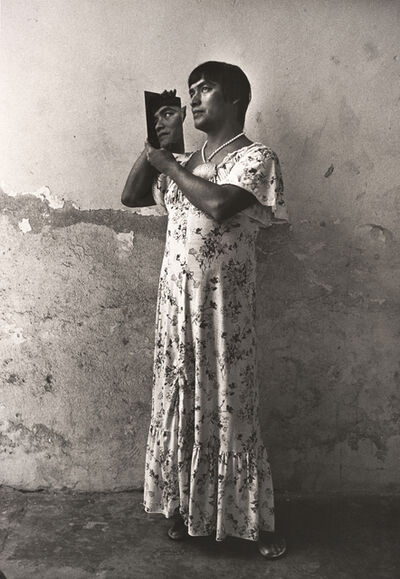 Graciela Iturbide, 'Magnolia, Juchitán, Oaxaca, México', 1986