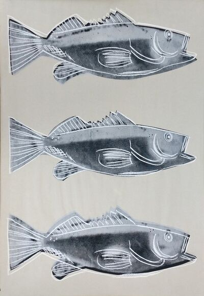 Andy Warhol, 'FISH FS IIIA.39', 1983