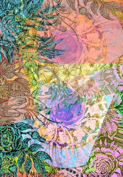 Susan Goldman, 'Botanica III', 2020