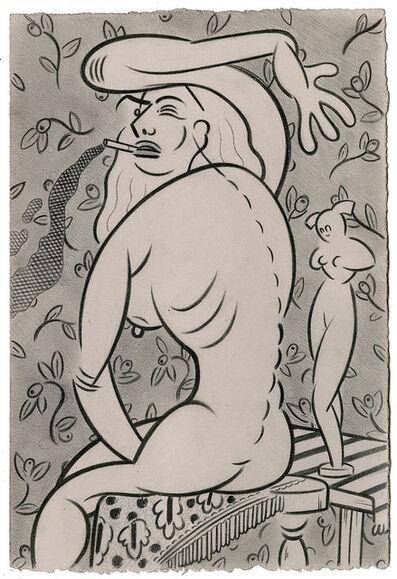 Koak, 'Nude w/ Nude', 2016