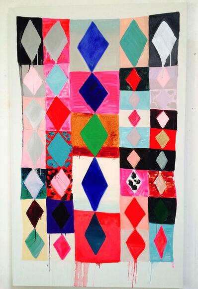 Judy Ledgerwood, 'New Order', 2015