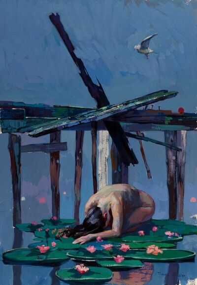 Timur Akhriev, 'Worship', 2020
