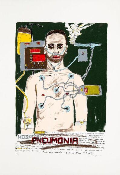 Ed Templeton, 'Pneumonia', 2001