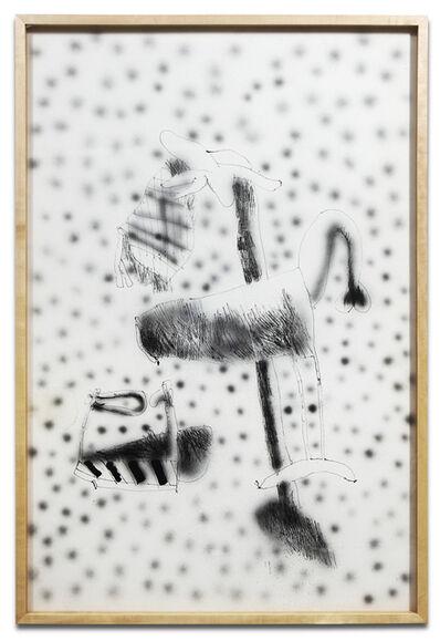 John Altoon, 'Untitled (ABS-074-B&W)', ca. 1963