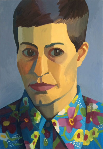 Anna Lukashevsky, 'Ravid', 2015