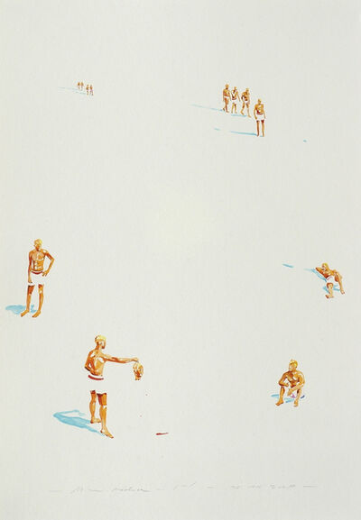 Norbert Bisky, 'Miami Medusa', 2004