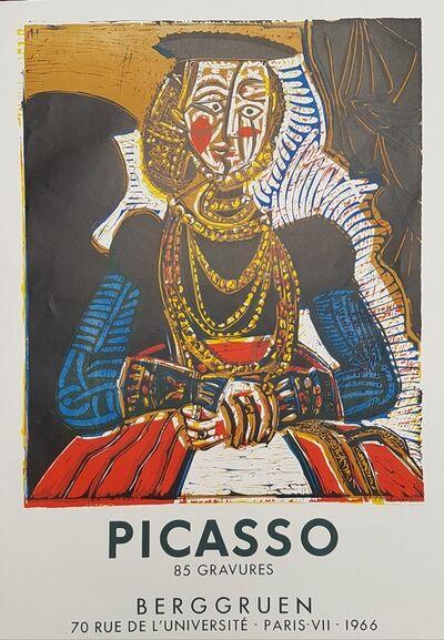 Pablo Picasso, '85 Gravures', 1966