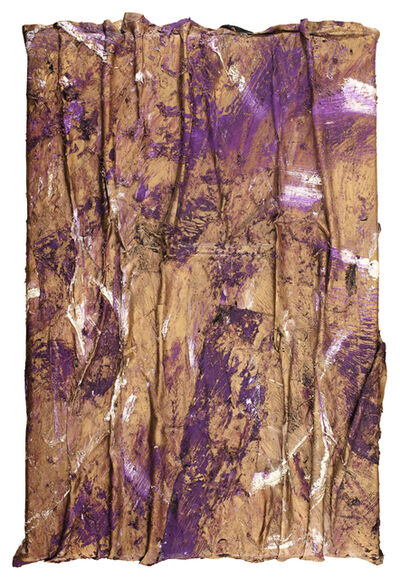 Angel Otero, 'Coherent Copper and Violet', 2011
