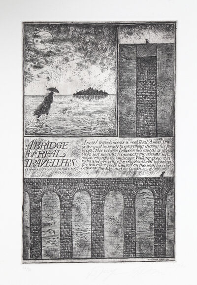 Brodsky & Utkin, 'Diomede I from Brodsky and Utkin: Projects 1981 - 1990', 1990