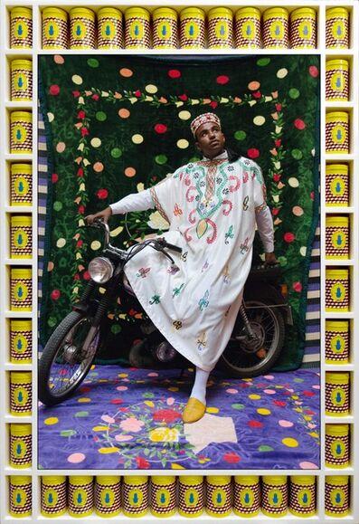 Hassan Hajjaj, 'Simo Gnawi', 2018/1439