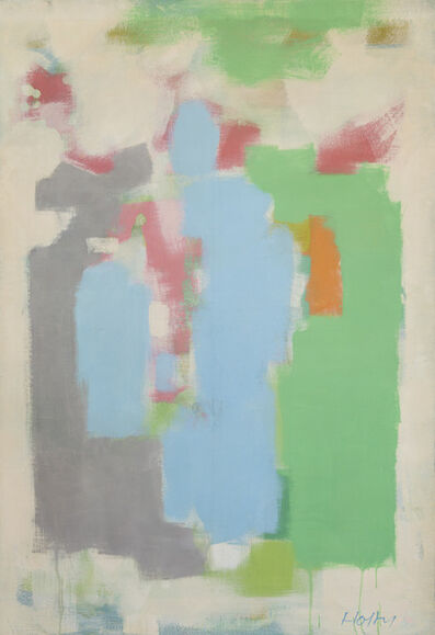 Carl Holty, 'Separation', 1957