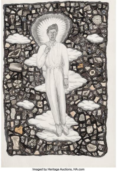 Alison Saar, 'Cloud 9', 1990