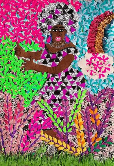Franklin Mbungu Wabonga, 'Mamou ', 2019