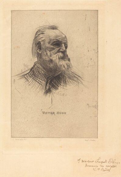 Auguste Rodin, 'Victor Hugo, De Trois Quarts', 1884