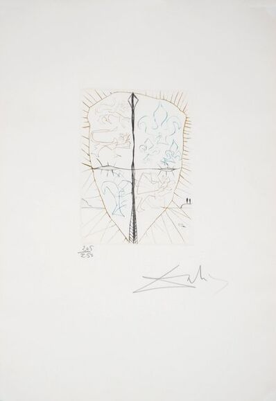 Salvador Dalí, 'Henry V', 20th Century
