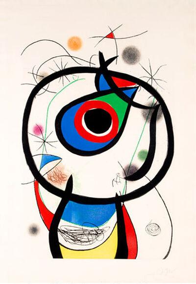 Joan Miró, 'Galatea', 1976