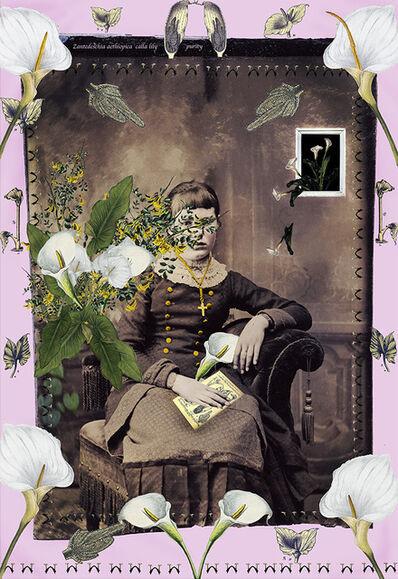 Leslie Sheryll, 'Harriet: Sex Education From Flowers', 2019
