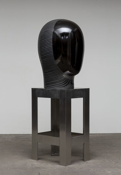 Jun Kaneko, 'UNTITLED (HEAD)', 2015