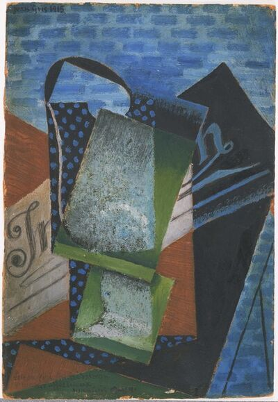 Juan Gris, 'Abstraction', 1915