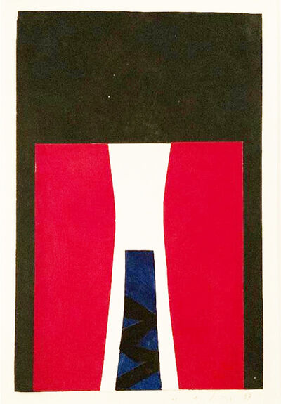 H.A. Sigg, 'Untitled #4', 2010