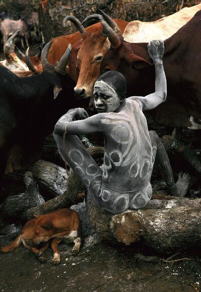 Hans Silvester, 'Les Peuples de L'Omo; no. 20', 2007