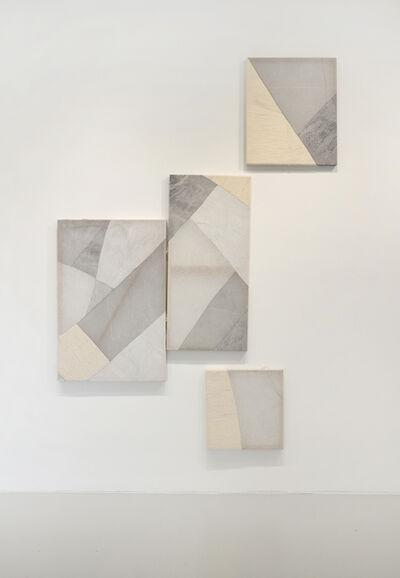 Martha Tuttle, 'Separated Column (After Noguchi)', 2019