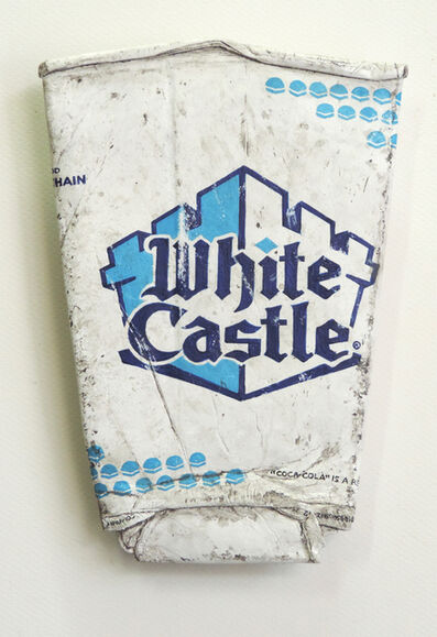 Tom Pfannerstill, 'White Castle', 2019