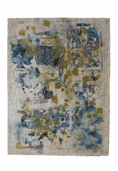 Tomoko Abe, 'Botanique Vill Blue', 2015