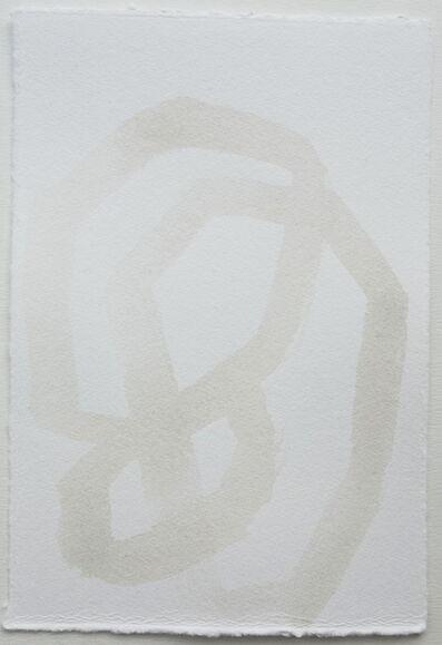 Teresa Pera, 'Calligrafies d'aigua: Stones 19', 2017