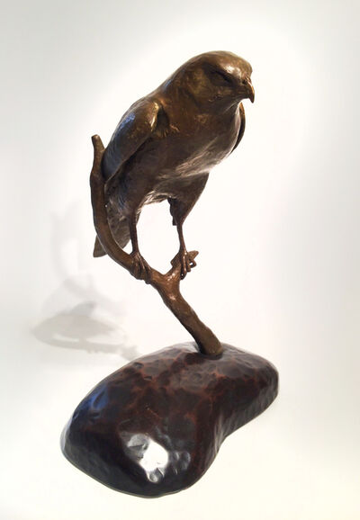 J. Clayton Bright, 'Birdfeeder'