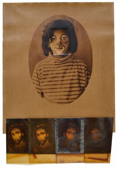 Luis González Palma, 'El Payaso de Dios', 1998