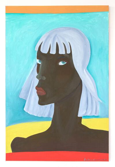 Barbara Nessim, 'Grey on Gray', 2020