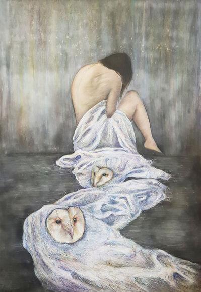 Layan Khawaldeh, 'The Hidden Faces', 2020