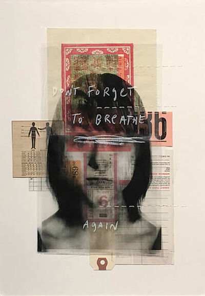 Roberto Fonfria, 'Don't Forget to Breathe Again', 2014