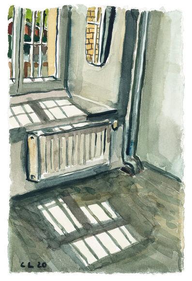 Christopher Lehmpfuhl, 'Morgenlicht im Atelier', 2020