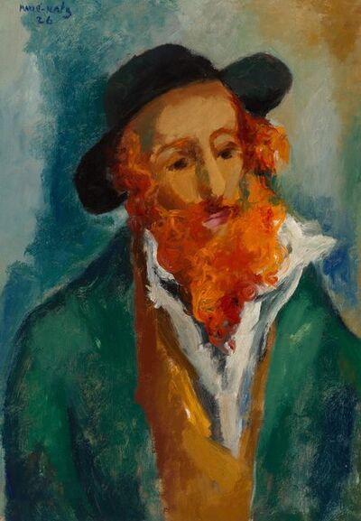 Mané-Katz, 'Le juif roux', 1926