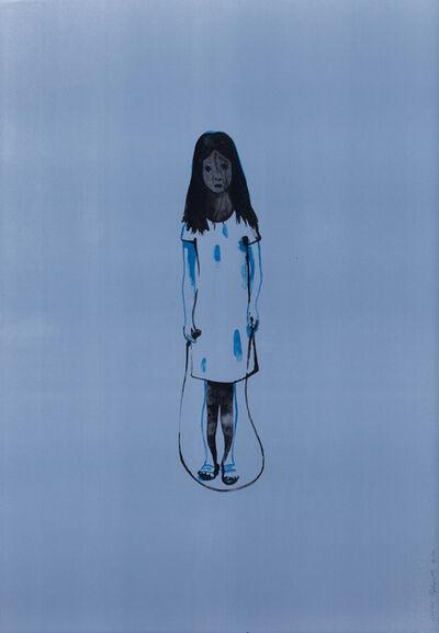 Françoise Petrovich, 'Seule à la corde', 2010