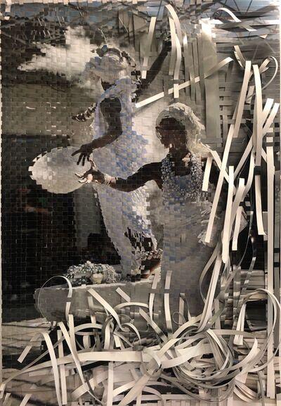 Olaniyi R. Akindiya (AKIRASH), 'Jakan - Weaved #8', 2019