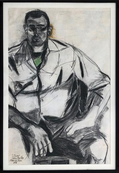 Celso Castro, 'Jairo Portrait', 2016