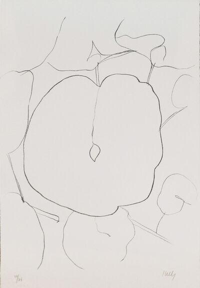 Ellsworth Kelly, 'Melon Leaf (Feuille de Melon)', 1965-1966