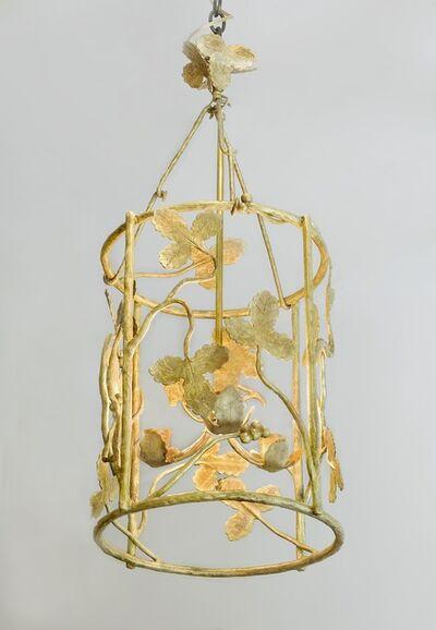 Marc Bankowsky, 'Feuilles de Vigne Lantern', 2010