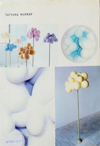 Tatyana Murray, 'Pink flower', 2000