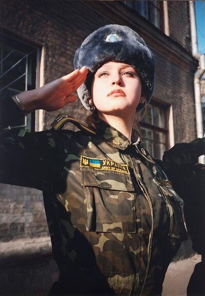 Sergey Bratkov, 'Army Girls II', 2000