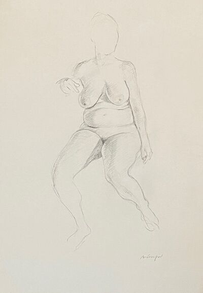 Nancy Lunsford, 'Faceless Nude', ca. 2003