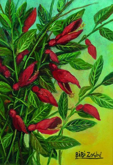 Bibi Zogbe, 'Flor de Ceibo'