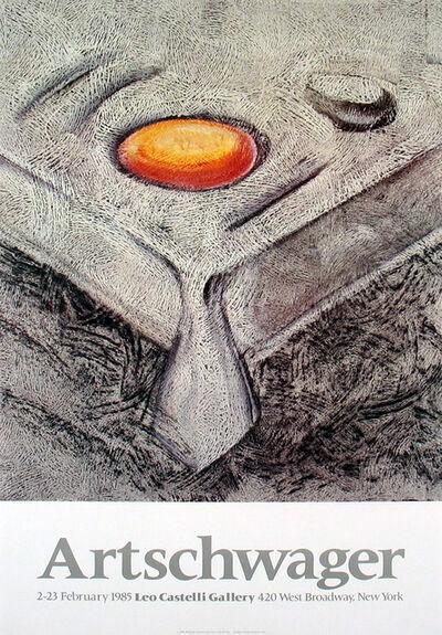 Richard Artschwager, 'At Castelli's', 1985