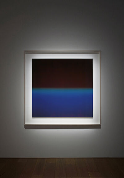 Hiroshi Sugimoto, 'Opticks 018', 2018