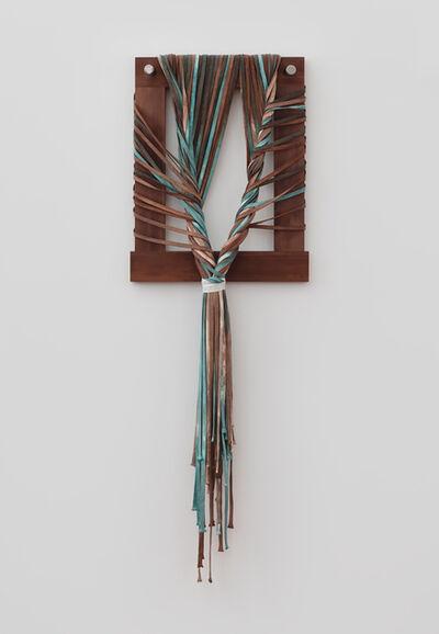 Rachel Foullon, 'Threshold (braid - dark roots)', 2015