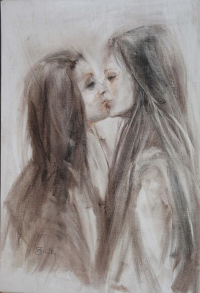Monari, 'Female Couple ', 2018
