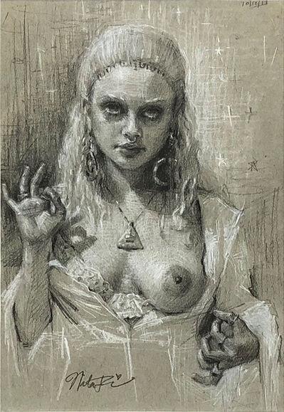 Natalia Fabia, 'Priestess', 2018
